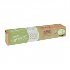 Agreena Three-In-One Reusable Food Wraps 200 x 200mm and 300 x 300mm (Pack of 4) Ref: FD934
