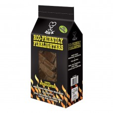 Big K Eco-Friendly Firelighters (Pack of 96), Ref: CM828