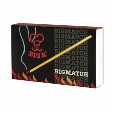 Big K Safety Matches (Pack of 60), Ref: CM829