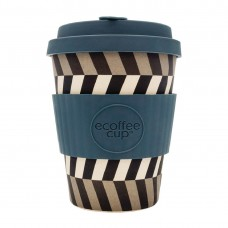 Ecoffee Cup Bamboo Reusable Coffee Cup Look Into My Eyes 12oz, Ref: DY488