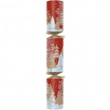 """Winter's Tale Plastic-Free Christmas Crackers 11"""" (Pack of 100) FP692"""