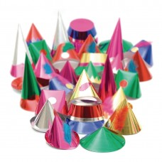 Rialto Adult Party Hats (Pack of 72), Ref: GE917