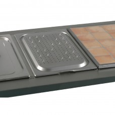 Victor Caribbean Heated Bain Marie Topper - Carvery Insert, Ref: T772